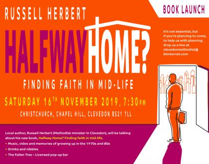 Book Event - Halfway Home