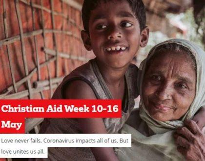 Christian Aid Week 2020