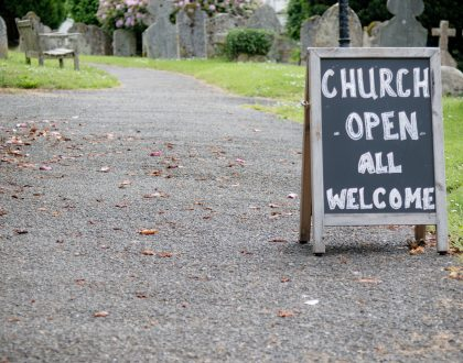 Resuming Church Services