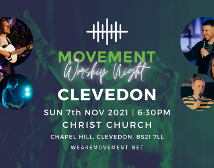 Movement is coming to Christchurch